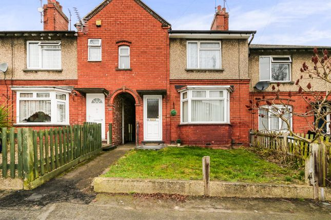 Thumbnail Terraced house for sale in Westfield Avenue, Rushden