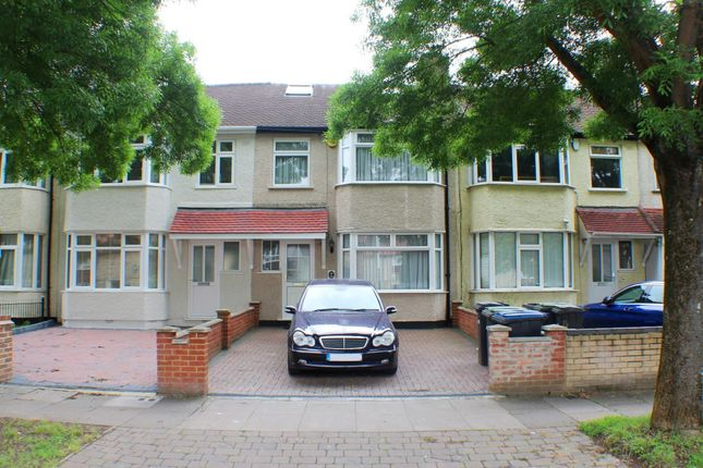 Thumbnail Terraced house for sale in Southbury Avenue, Enfield
