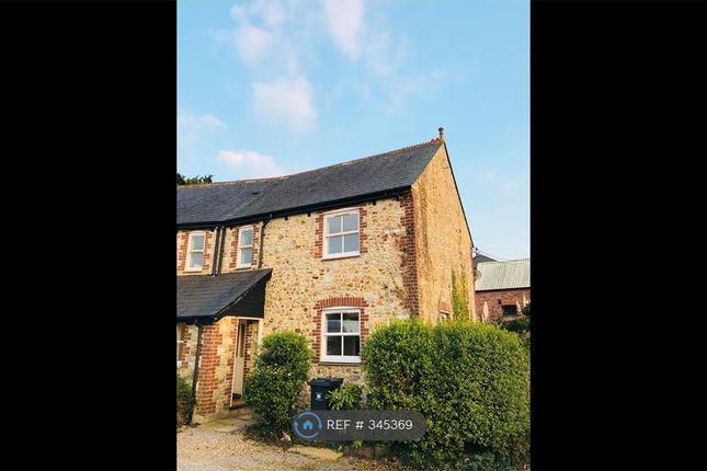 2 bed semi-detached house to rent in Coombe Lane, Axminster