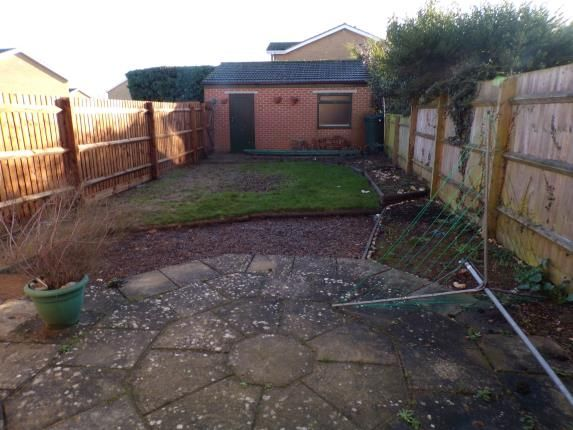 Garden of Rawley Crescent, Duston, Northampton, Northamptonshire NN5