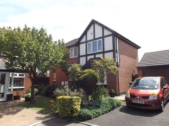 Thumbnail Detached house for sale in Foxhunter Drive, Aintree, Liverpool, Merseyside