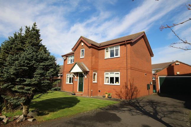 Thumbnail Detached house for sale in Cleadon Lea, Cleadon Village, Cleadon