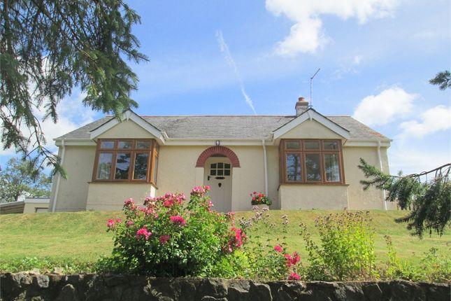 Thumbnail Detached bungalow for sale in Otterton, Budleigh Salterton, Devon