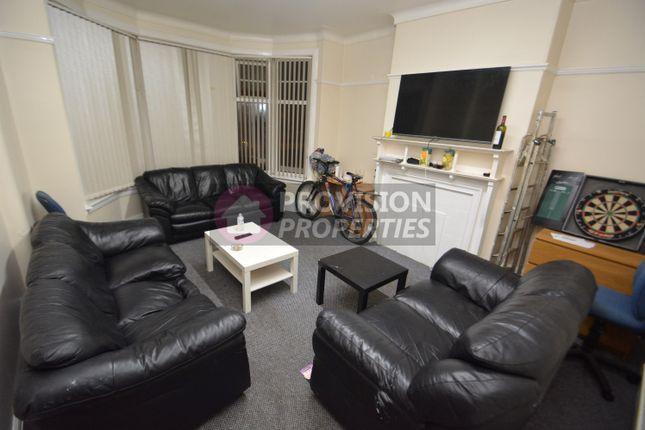 Thumbnail Semi-detached house to rent in St Michael Villas, Hyde Park, Leeds