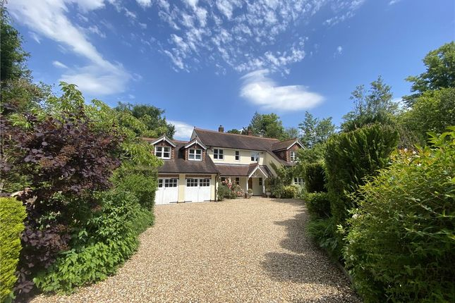 Thumbnail Detached house to rent in Chilbolton Avenue, Winchester, Hampshire