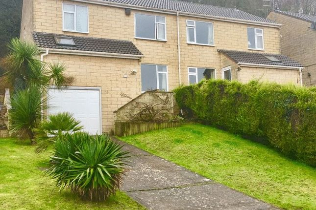 Thumbnail Semi-detached house for sale in Hawke Road, Kewstoke, Weston-Super-Mare