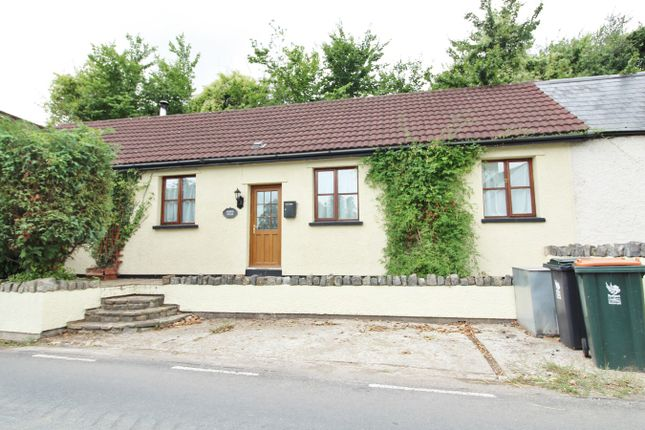 Thumbnail Semi-detached bungalow for sale in Station Road, Llanwern, Newport