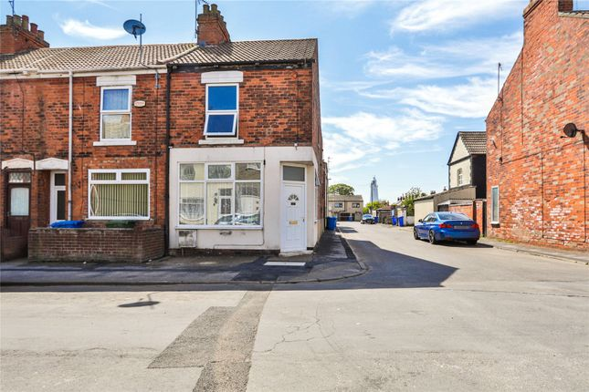 Thumbnail End terrace house for sale in Cammidge Street, Withernsea