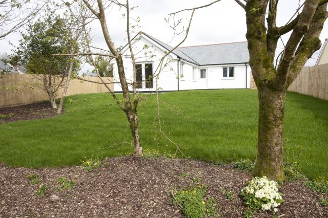 Thumbnail Bungalow for sale in Highfield Road, Camelford