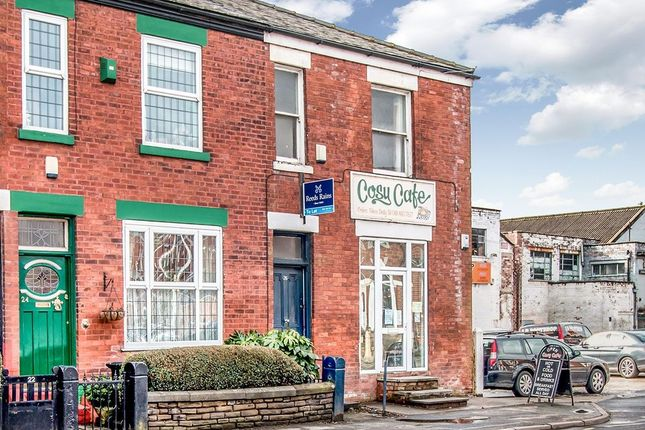 Thumbnail Flat to rent in Carrington Road, Stockport