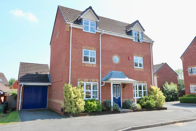 Thumbnail Detached house for sale in Turnpike Lane, Redditch