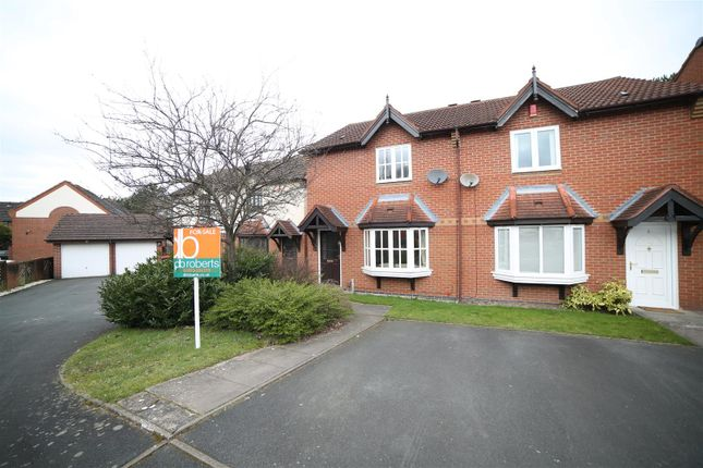 Thumbnail Property for sale in St. Marks Close, Telford