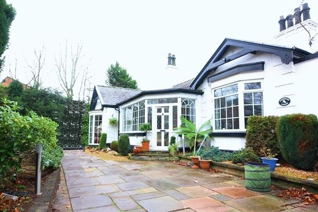 Thumbnail Detached bungalow for sale in Woolton Road, Childwall, Liverpool