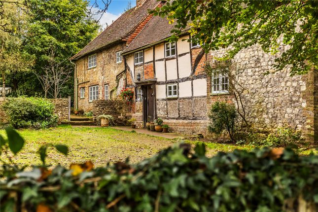 Thumbnail Detached house for sale in Suffield Lane, Puttenham, Guildford, Surrey