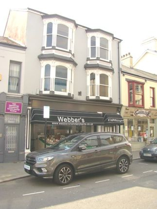 Thumbnail Retail premises for sale in Canon Street, Aberdare