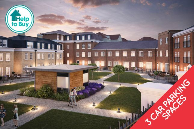 Thumbnail Flat for sale in 12A Abbotsbury Court, Garden Square East, Dickens Heath