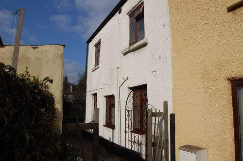 Thumbnail End terrace house to rent in Glencreedy Cottages, Mill Street, Crediton, Devon