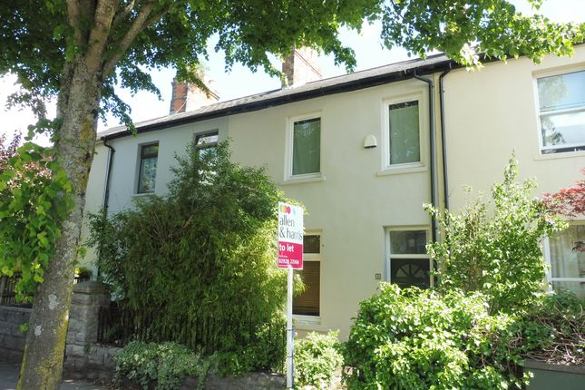 Thumbnail Property to rent in Severn Grove, Pontcanna, Cardiff