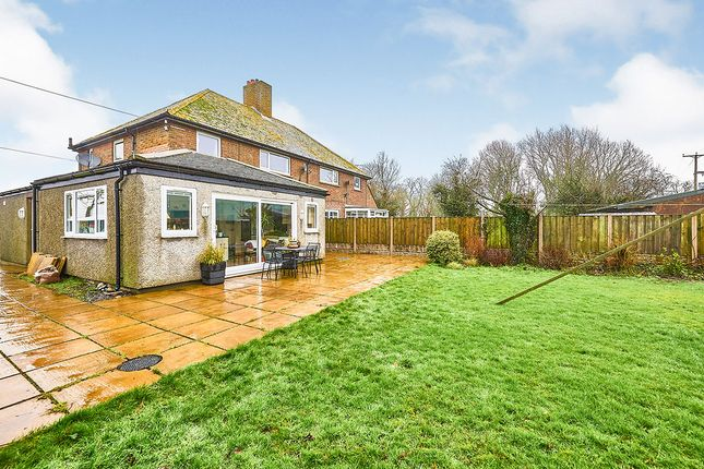 Thumbnail Semi-detached house for sale in Wath Head, Silloth, Wigton, Cumbria
