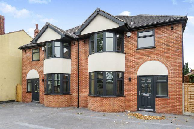 Thumbnail Semi-detached house for sale in Dangerfield Lane, Darlaston, Wednesbury