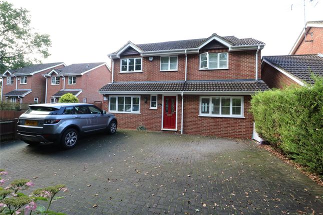Detached house for sale in Squirrel Lane, Farnborough, Hampshire