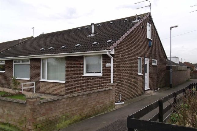 Thumbnail Semi-detached bungalow for sale in Newtondale, Sutton Park, Hull, East Yorkshire