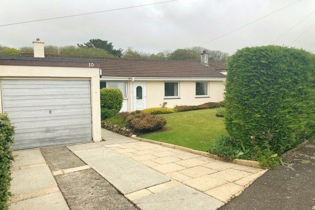 3 bed bungalow to rent in Carnon Downs, Truro TR3