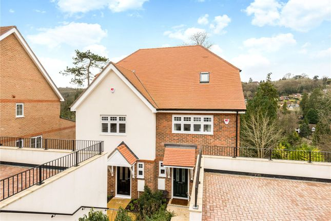 Thumbnail Semi-detached house for sale in The Crescent, Bradenhurst Close, Caterham, Surrey