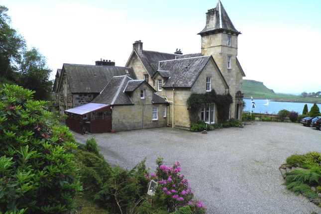 Thumbnail Detached house for sale in Gallanach Road, Oban