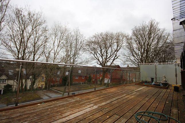 Thumbnail Flat to rent in Hawkins Avenue, Torquay