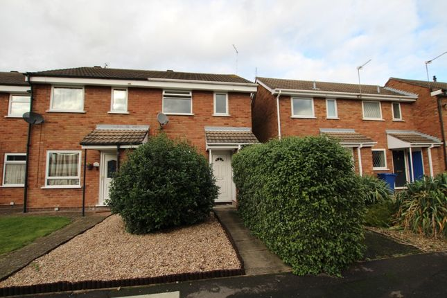 2 bed terraced house to rent in Eton Close, Burton-On-Trent DE14