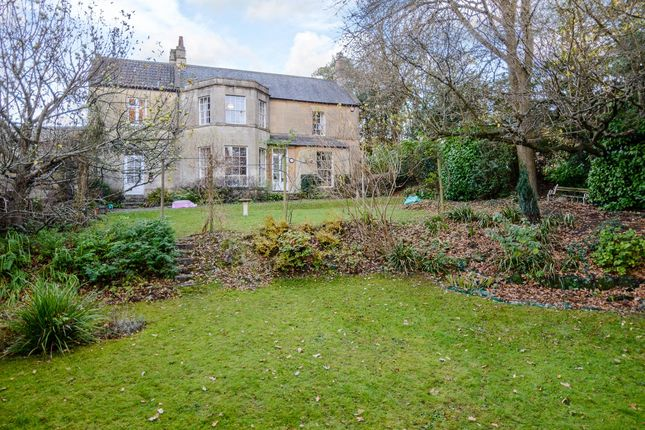 Thumbnail Detached house for sale in Holcombe Lane, Bath, Bath And North East Somerset