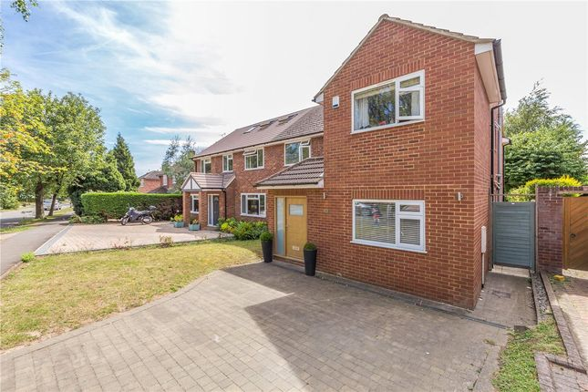 Thumbnail Semi-detached house to rent in Rowlatt Drive, St. Albans, Hertfordshire
