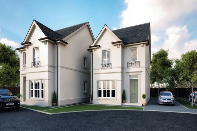 Thumbnail Detached house for sale in The Alnwick, Ballycraigy Road, Newtownabbey