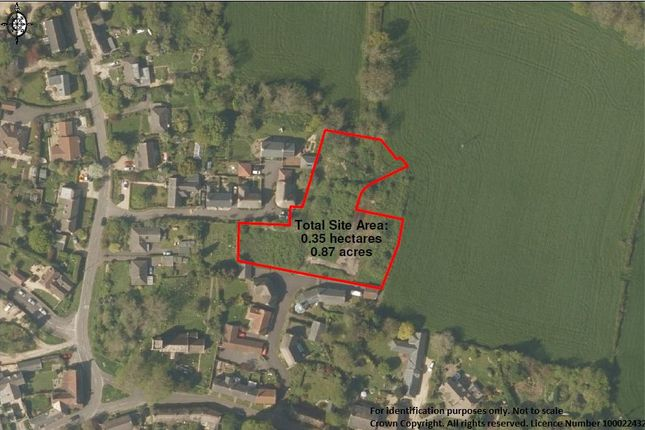 Thumbnail Land for sale in East Farm Lane, Owermoigne, Dorchester, Dorset