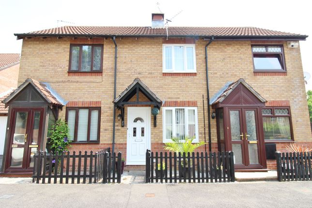 Thumbnail Terraced house for sale in Rachel Square, Newport