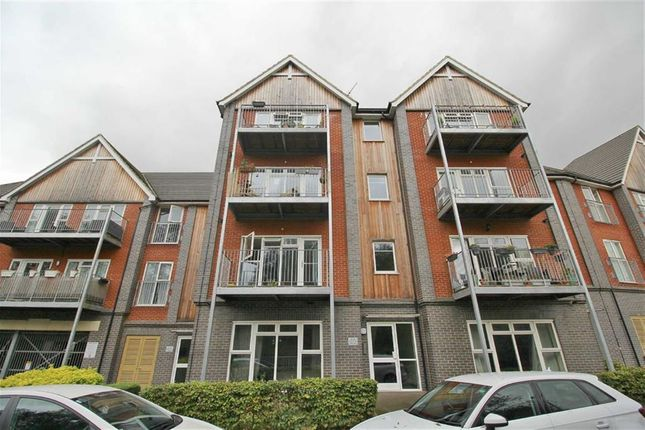 Thumbnail Flat for sale in Cormorant House, 75 Milward Drive, Milton Keynes