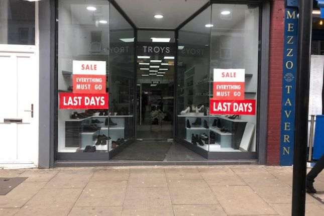 Thumbnail Retail premises to let in Grand Parade, Green Lanes, London