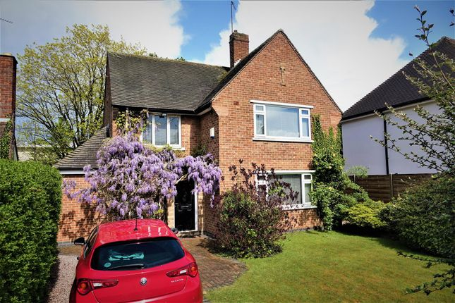3 bed detached house for sale in Castledine Street, Loughborough LE11