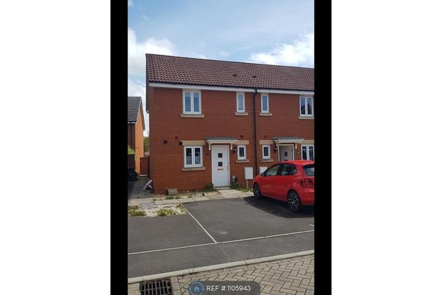 2 bed end terrace house to rent in Leisler Gardens, Trowbridge BA14