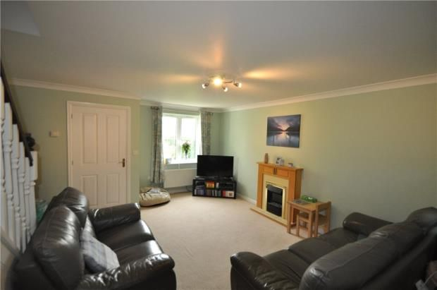 Living Room of Wimborne Close, Beggarwood, Basingstoke RG22
