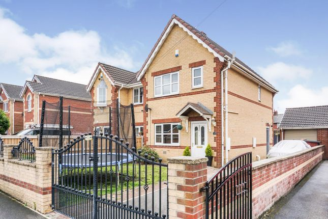 Thumbnail Semi-detached house for sale in Downland Crescent, Knottingley
