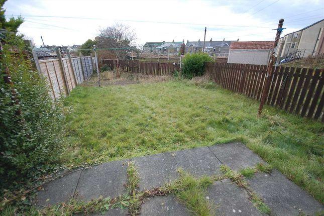 Rear Garden of Kerr Avenue, Saltcoats KA21