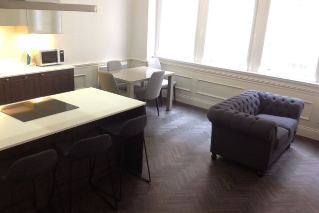 Living Room of Water Street, Liverpool L3