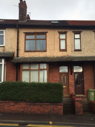 Thumbnail Terraced house to rent in Abbeyhills Road, Oldham