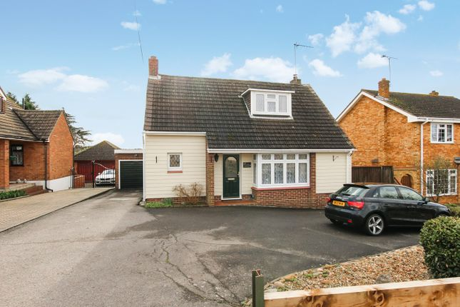 Thumbnail Detached house for sale in East Hanningfield Road, Rettendon Common, Chelmsford