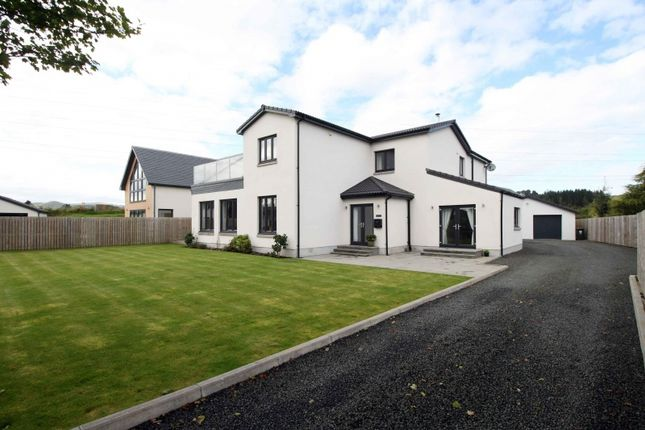 Thumbnail Detached house for sale in Drum, Kinross