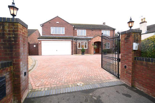 Thumbnail Detached house for sale in Bratton Road, West Ashton, Trowbridge