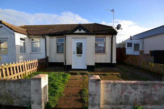 Thumbnail Detached bungalow to rent in Lavender Walk, Jaywick, Clacton-On-Sea