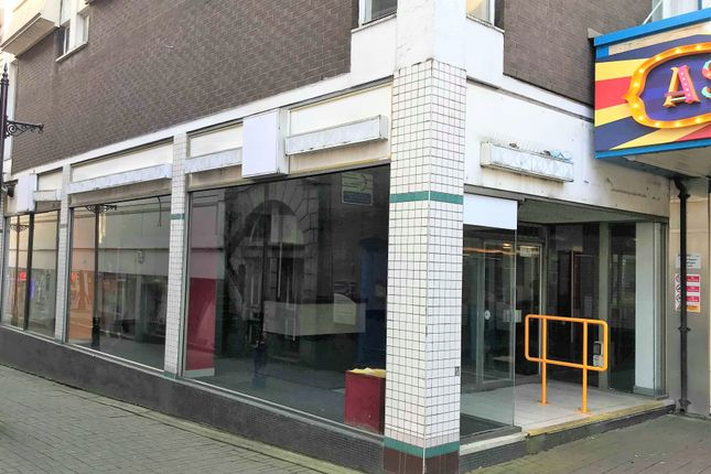 Thumbnail Retail premises to let in 12-14 Astley Walk (York Place), Newcastle-Under-Lyme, Staffordshire